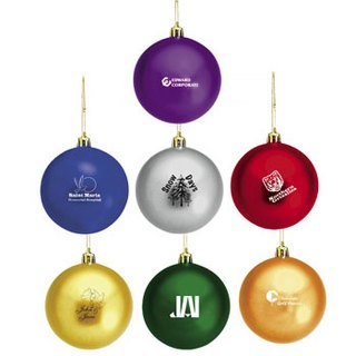 Value Shatterproof Ornaments | Fun Impressions