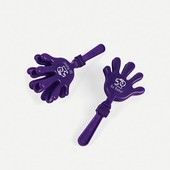Solid Color Hand Clappers