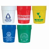 16 oz Fluted Stadium Cups