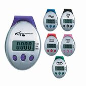 Deluxe Trend Multi-Function Pedometer