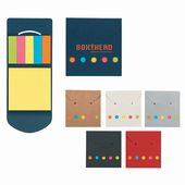 Sticky Notes & Flags Pocket Case