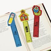 School Ruler Bookmarks
