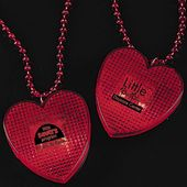 Heart Light-Up Necklace