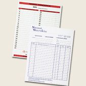 "8-1/2"" X 11"" Note Pad - 25 Sheets"