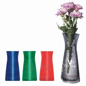 Colored Foldable Flexi Vase