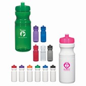 24oz Poly-Clear Fitness Bottle