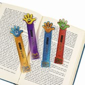 High Five Bookmarks
