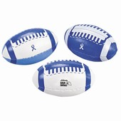 Blue Ribbon Footballs