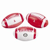 Red Ribbon Footballs