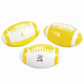 Yellow Ribbon Footballs