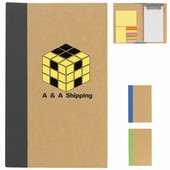 Notebooks with Clip Boards, Sticky Notes & Sticky Flags