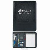 Euro Zippered Portfolio with Calculator