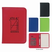 Fashion Notebooks with Calculators