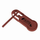 Giant Burgundy Noisemakers