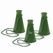 Green Megaphone Necklace