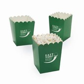 Mini Green Popcorn Buckets