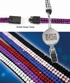 Bling Lanyard with Medallion